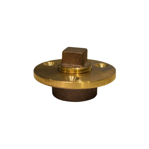 Rear Drain Plug Assembly