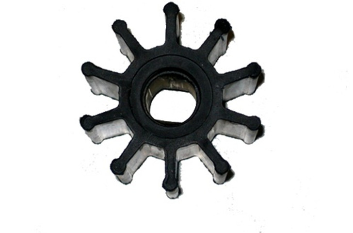 PCM Raw Water Impeller Serpentine Driven