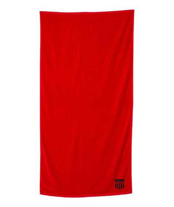 Mastercraft Shield Logo Towel -Red