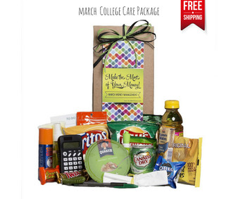 March Money Management College Care Package Free Shipping!