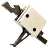 CMC AR-15 / AR-10 Single Stage Drop-In Competition Match Grade, 3 Gun Trigger - Flat Bow - 2.5lb Pull