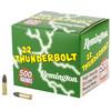 Remington 22 Thunderbolt 500rds