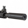 YHM Turbo T2 5.56 Stainless with 1/2-28 QD Flash Hider