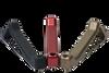 Seekins Precision K20 M-LOK Angled Grip - Red