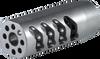 Seekins Precision AR ATC MUZZLE BRAKE 5/8X24 THREAD - Stainless Steel