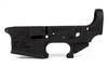 Aero Precision AR15 Stripped Lower Receiver, Gen 2 - Anodized Black