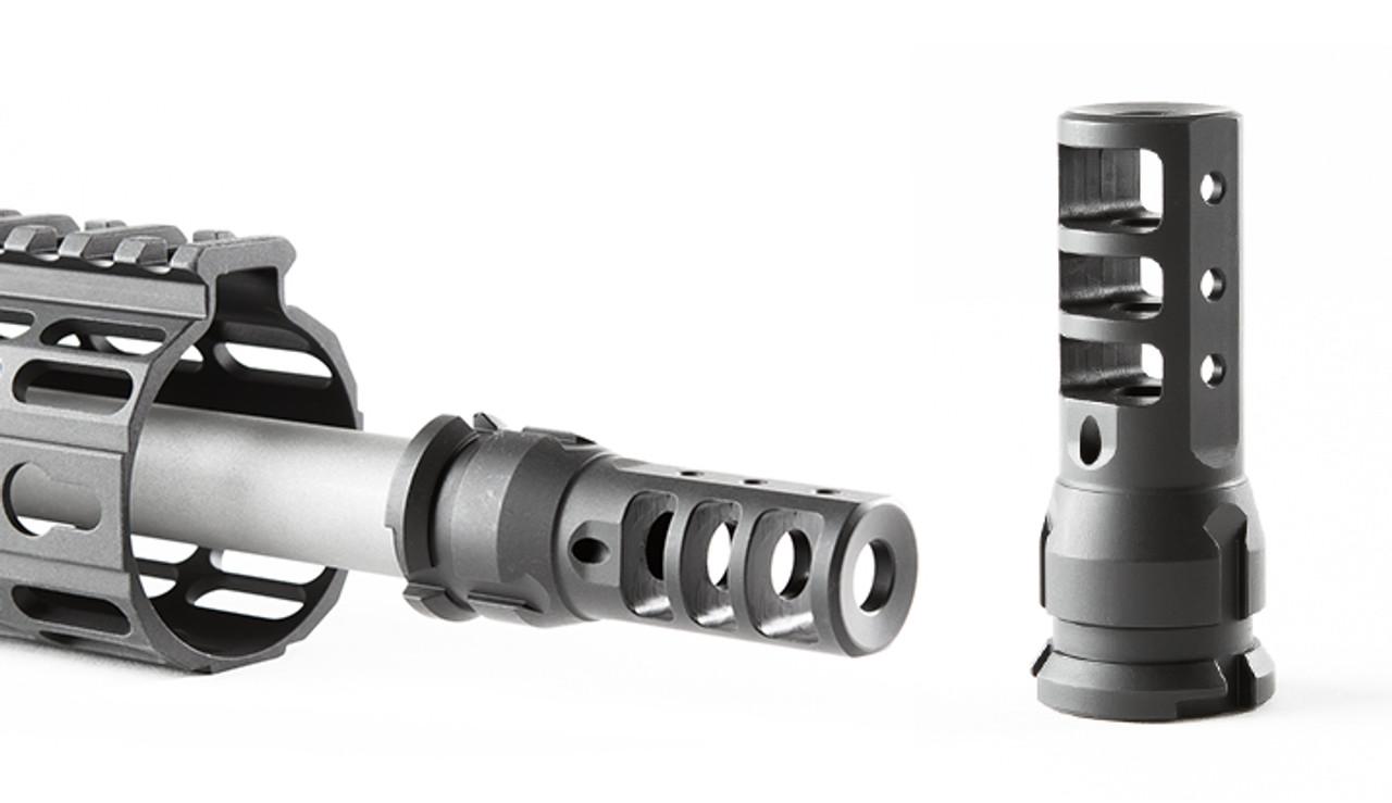 Dead Air Armament Keymount Muzzle Brake 1//2 x 28 DA101