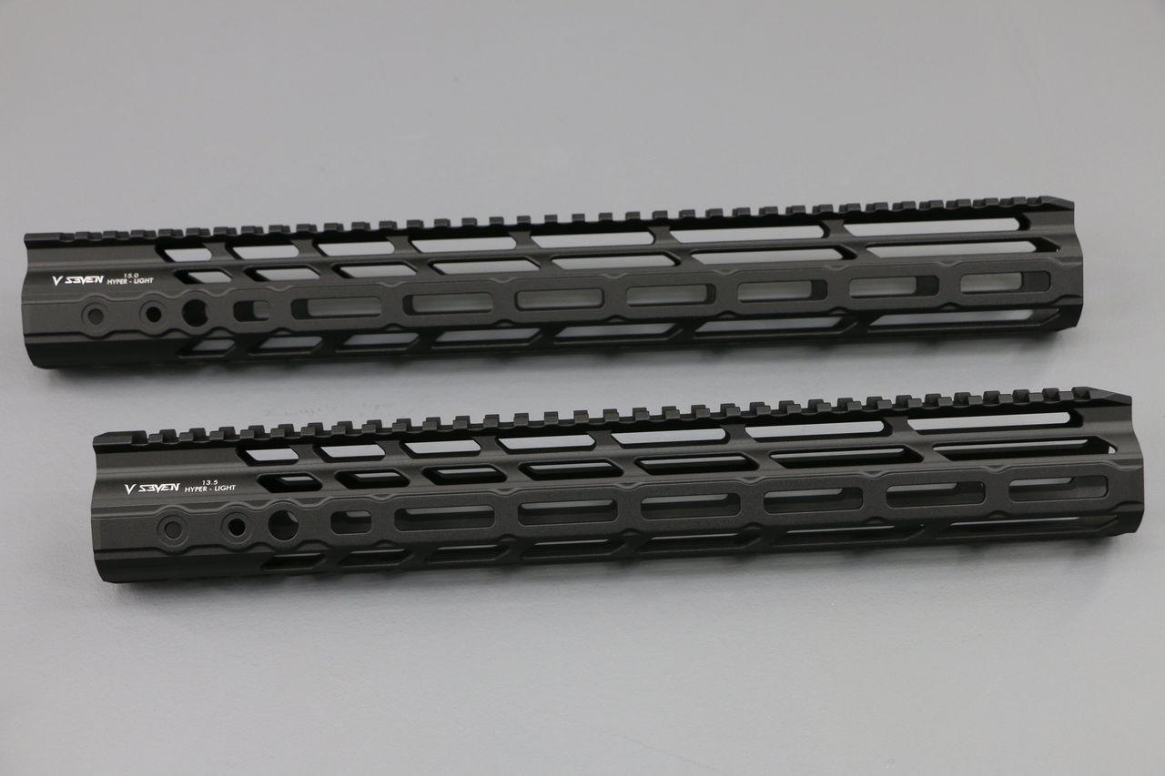 V Seven Magnesium Hyper-Light Handguard