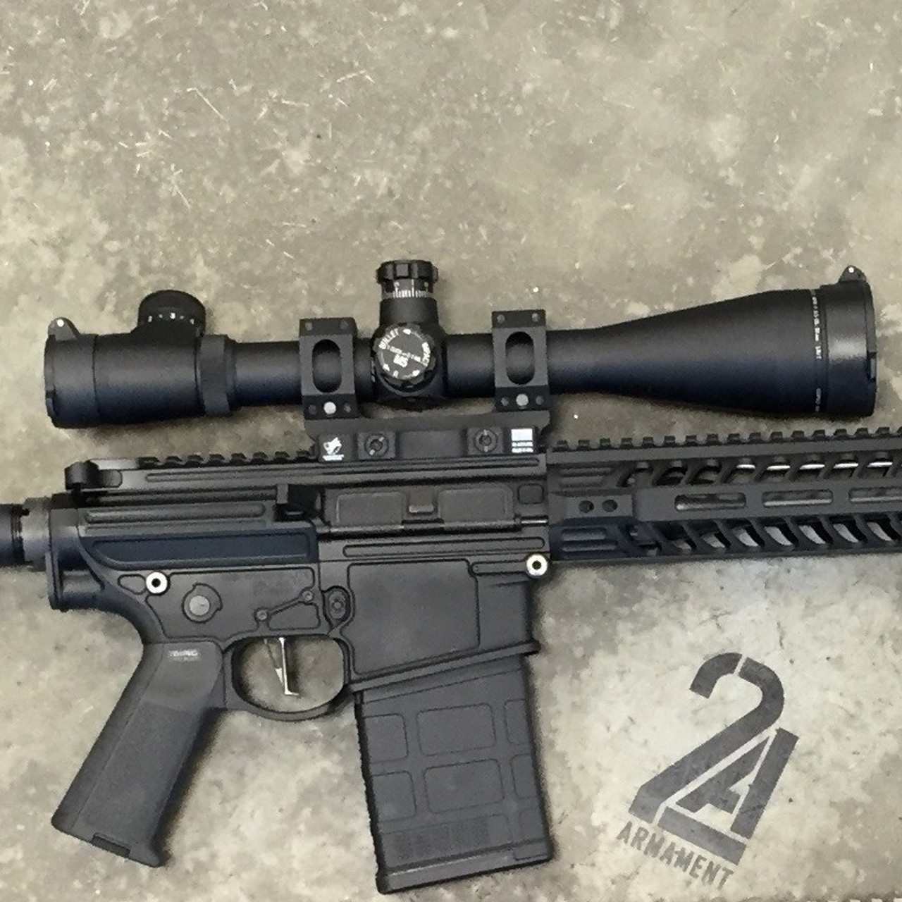 2A Armament  308 XLR-18 Slant Cut