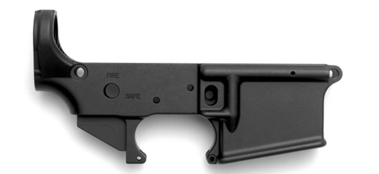 Mega Arms Forged Gator AR15 Lower Receiver