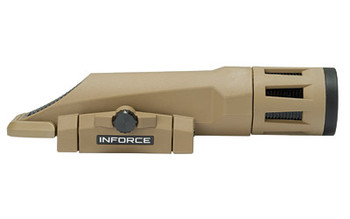 Inforce WMLX White/IR - Gen2 700 Lumen / 400mW Infrared - FDE (WX-06-2)