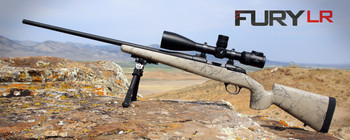 Fierce Fury LR 6.5 Creedmoor 24""