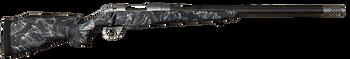 """Fierce CT (Carbon Titanium) Edge 6.5 Creedmoor 24"""" w/ Brake"""