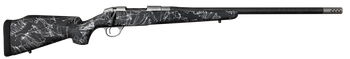 "Fierce CT (Carbon Titanium) Edge 6.5 Creedmoor 24"" w/ Brake"