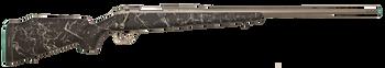 "Fierce Fury 300WSM  24"" Gray and Black w/ Titanium Muzzle Brake"