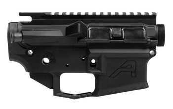 Aero Precision M4E1 Threaded Receiver Set - Anodized Black (APCS100177S)