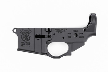 Spikes Tactical AR15 Lower Receiver - Viking