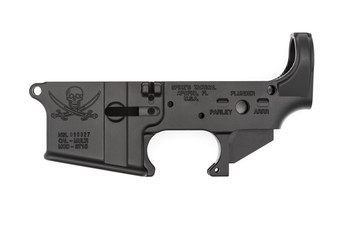 Spikes Tactical AR15 Lower Receiver - Calico Jack