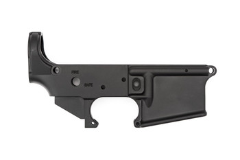 Spikes Tactical AR15 Lower Receiver - Fire/Safe
