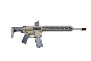 "Q Honey Badger 300 BLK 16"" Rifle"