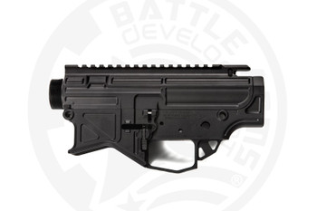 Battle Arms BAD762 Ambidextrous Billet Receiver Set