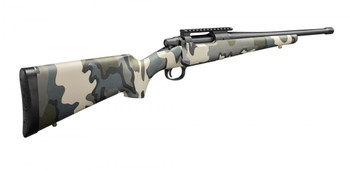 "Remington Model 7 Kuiu 308 16"" Threaded"