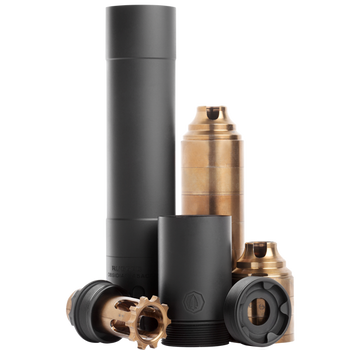 Rugged Obsidian45 Suppressor with ADAPT™ Modular Technology