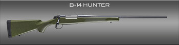 "Bergara B-14 Hunter 308 22"" Green Stock"