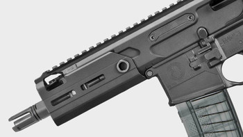 Sig Sauer MCX Rattler 300blk w/ Pistol Stabilizing Brace