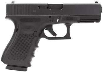 Glock 19 Gen4 9mm 15+1rds