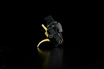 AR Gold Adjustable Trigger (Curved) - .223 / 5.56