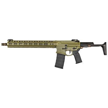 """Noveseke Gen 4 16"""" 5.56 Bazooka Green"""
