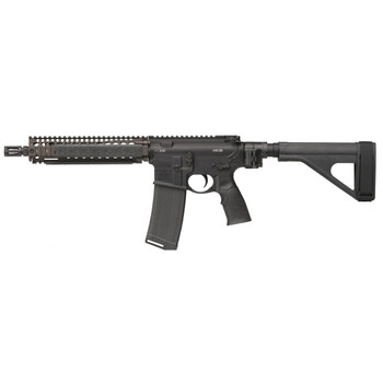 Daniel Defense MK18 Pistol with LAW Tactical folder - FDE/Black