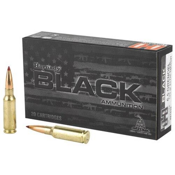 Hornady Black 6.5 Grendel ELD Match 123 Grain 20 Rounds