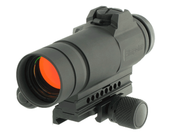Aimpoint CompM4s with QRP2 Mount