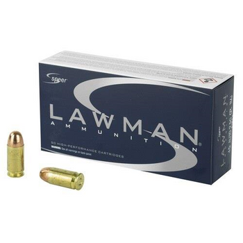 Speer Lawman 9mm 147gr. TMJ