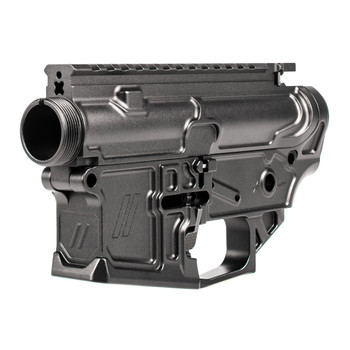 Zev AR15 Billet Receiver Set - Ambi