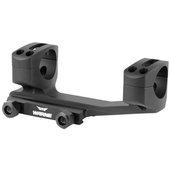 Warne 0MOA Extended Skeletonized Scope Mount