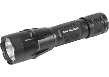 Surefire Fury Dual Fuel Tactical LED Flashlight 1500 Lumens