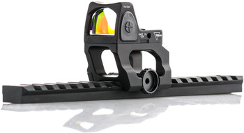 State of the art Trijicon RMR mounts.