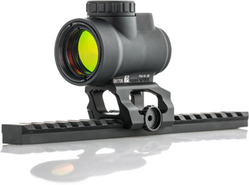 Designed for shooters who want the lightest, strongest, and most compact quick-detach optic mount possible.