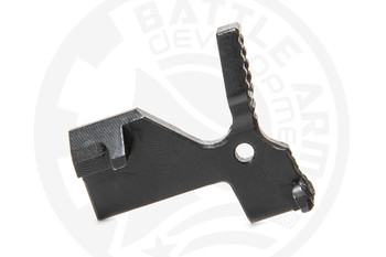 Battle Arms 9MM - Enhanced Bolt Catch - Billet CNC Non-Skeletonized