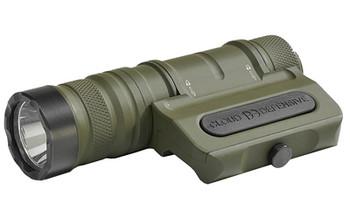 Cloud Defensive Owl  Optimized Weapon Light  OD Green Aluminum