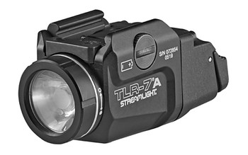 Streamlight TLR-7A Flex Black Finish