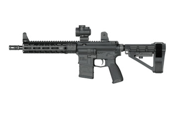 SB Tactical Stabilizing Brace -SBA4 (SBA4) - On Weapon