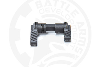 Battle Arms Development Nite Ambidextrous Safety Selector BLK