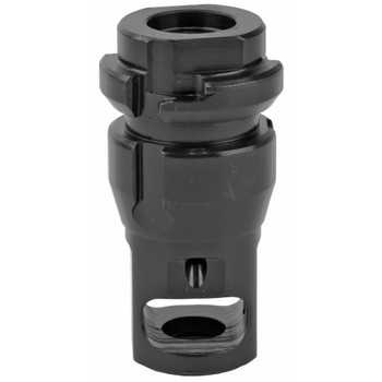 "Dead Air Key Mount Muzzle Brake 1/2""x28 (.38)"
