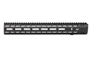 """Aero Precision AR15 a5"""" Enhances M-Lok Handguard Gen 2 - Blk"""