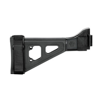 SB Tactical Folding Pistol Brace Blk