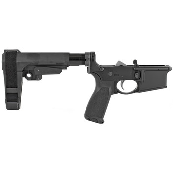 BCM Complete Lower Receiver Group w/ SBA3 Brace